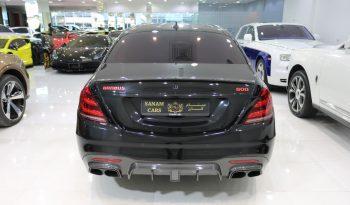 Mercedes-Benz S63 Brabus 800 full
