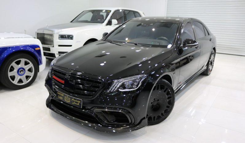 020.Mercedes S63.Dubai .12