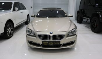 BMW 650I Gran Coupe full