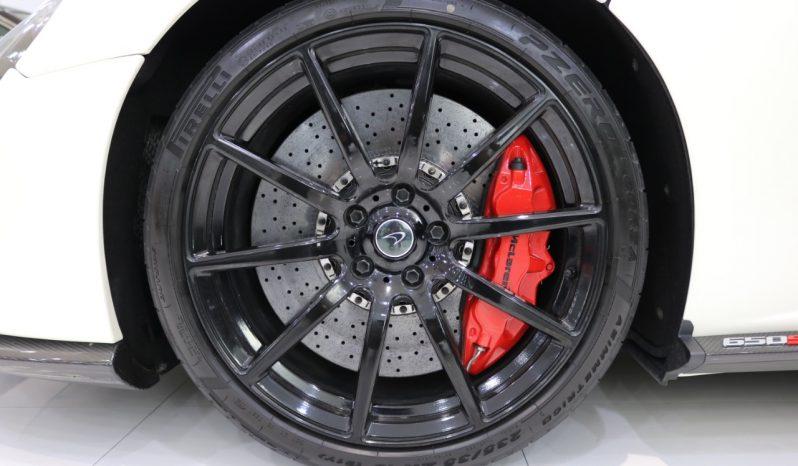 McLaren 650S Spider full
