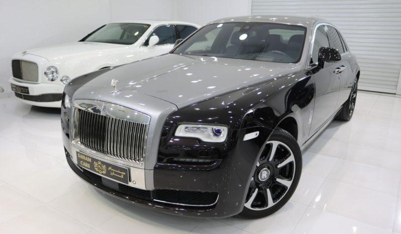 091.Rolls Royce Ghost.Dubai .1