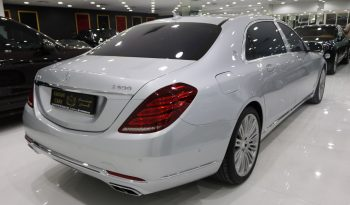Mercedes-Benz S500 Maybach Edition full