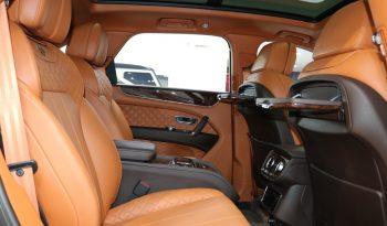 Bentley Bentayga full