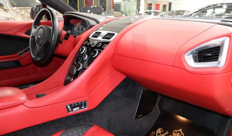 Aston Martin Vanquish V12 full