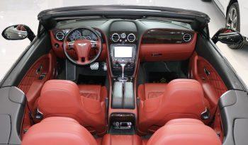 Bentley Continental GTC Speed W12 full