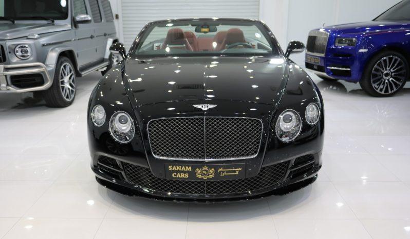 Bentley GTC Speed full