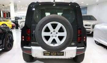 Land Rover Defender P400-90 full