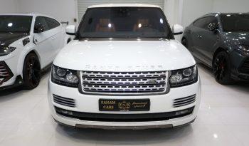 Range Rover Vogue SE Supercharged full